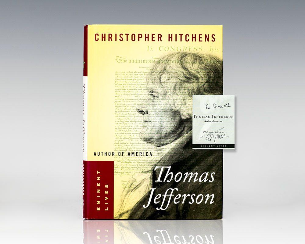 Thomas Jefferson: Author of America.