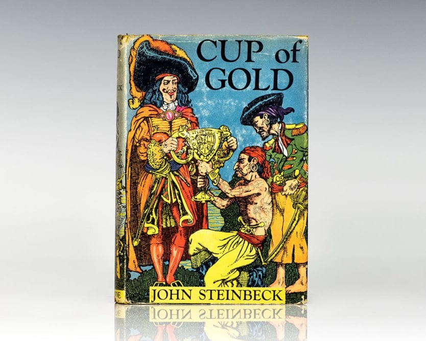 Cup of Gold: A Life of Sir Henry Morgan, Buccaneer, with Occasional Reference to History.