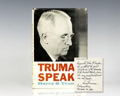 Truman Speaks.