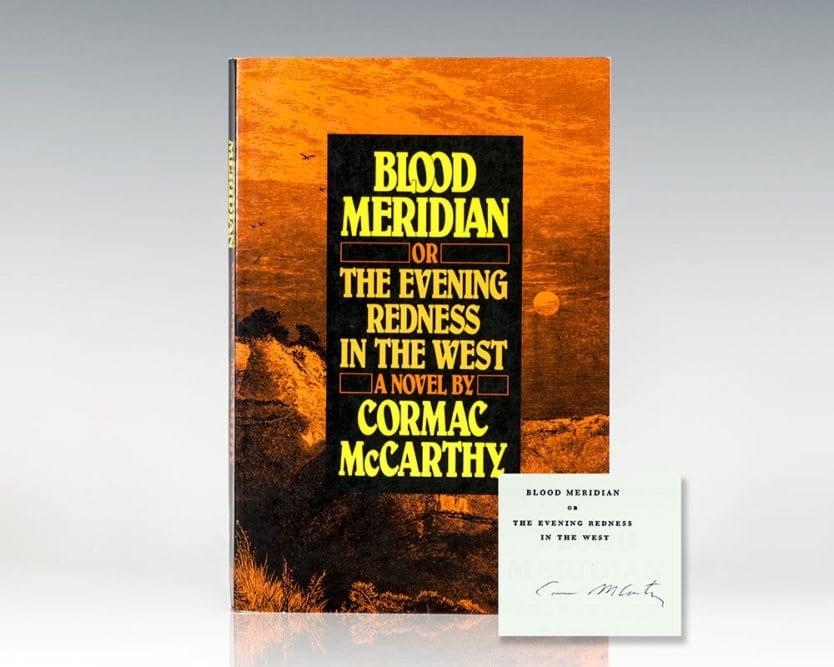 Blood Meridian.
