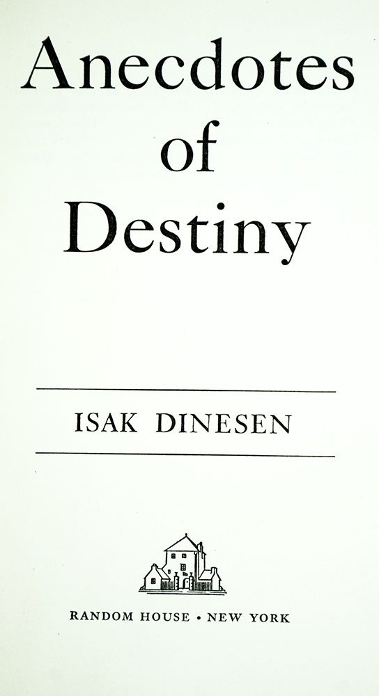 "the ring isak dinesen essay The short story ""the ring"" by isak dinesen in the following essay, he maintains that dinesen 's story ""the ring"" is an example of art describing tragedy."