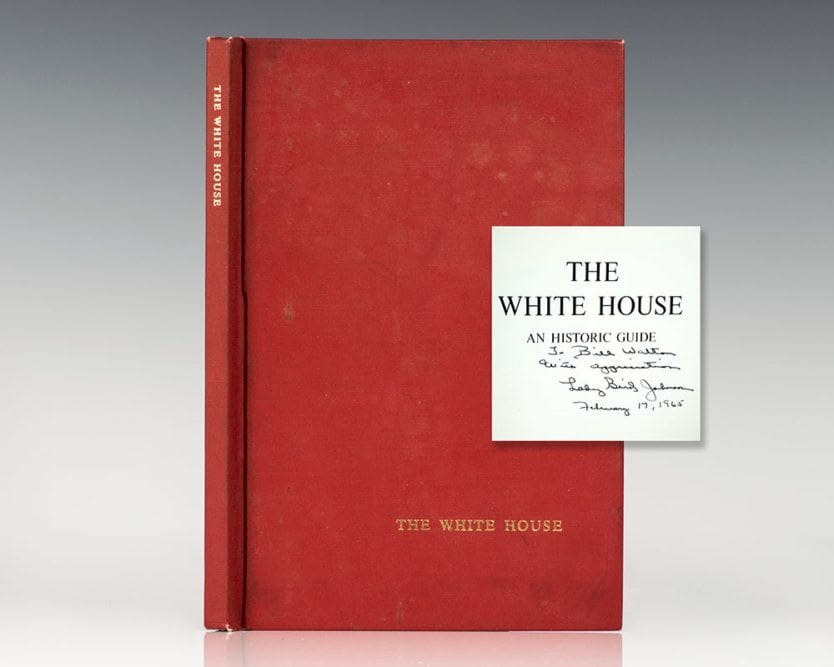 The White House: An Historic Guide.