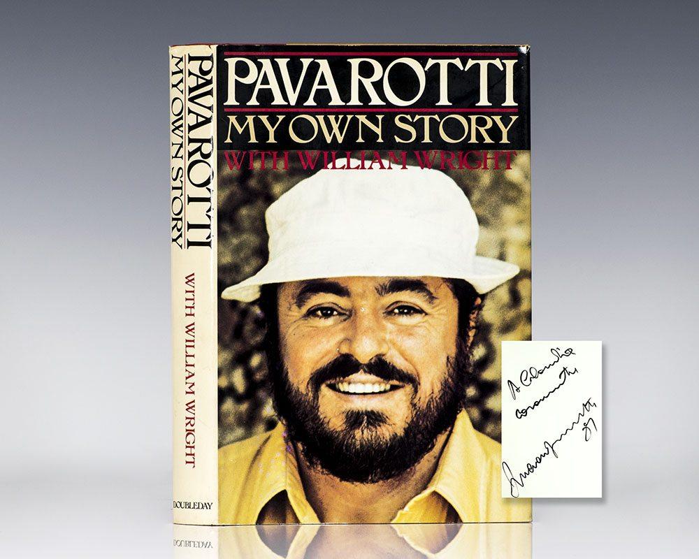 Pavarotti: My Own Story.