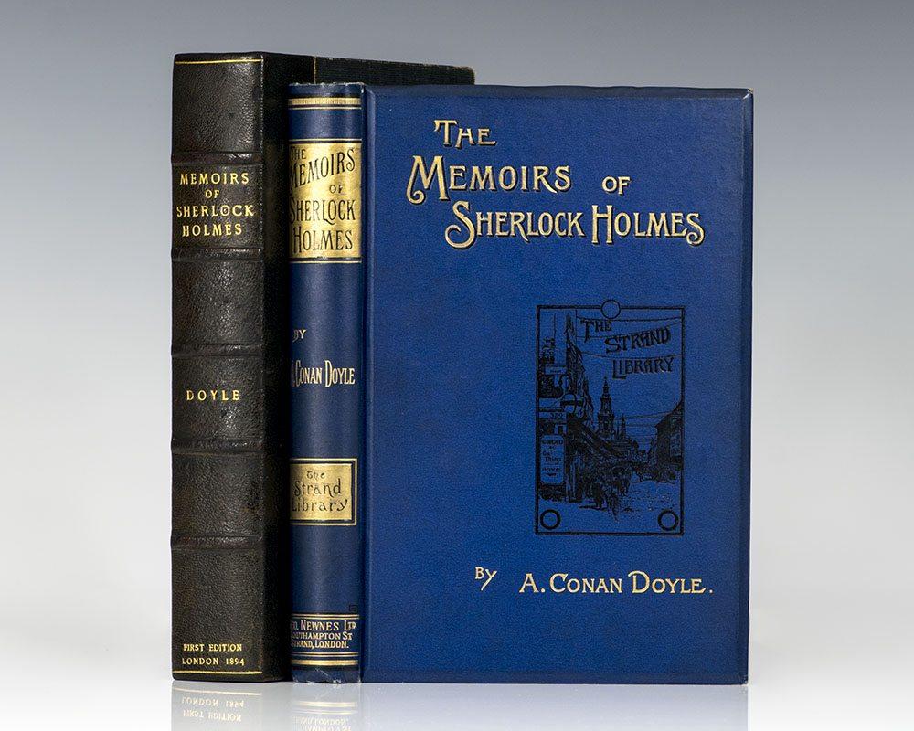 The Memoirs of Sherlock Holmes.