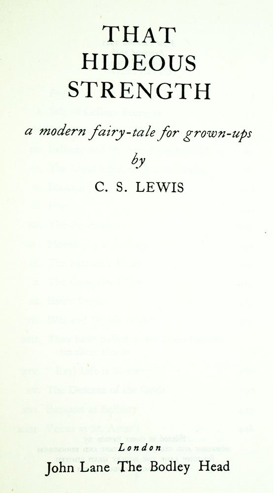 an account of the voyage of ransom in cs lewis book out of the silent planet Complete summary of c s lewis' out of the silent planet enotes plot summaries cover all  ransom then seeks out  c s lewis the voyage of the.