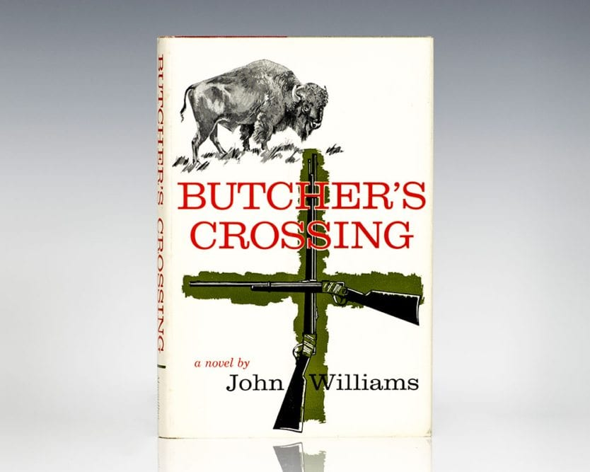 Butcher's Crossing.