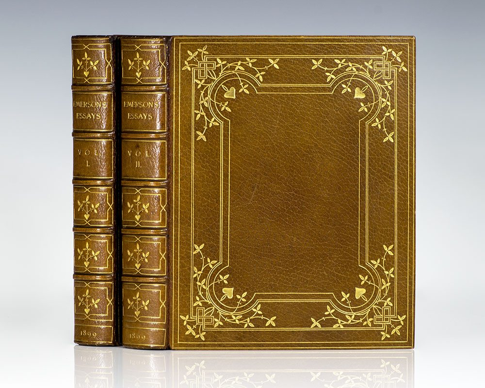 The Essays of Emerson.
