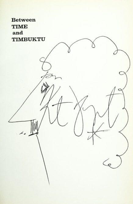 Between Time and Timbuktu or Prometheus-5.