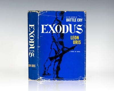 Exodus: A Novel of Israel.