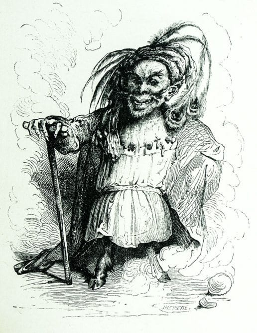 Asmodeus; or The Devil on Two Sticks.