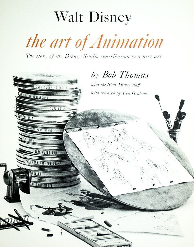 The Art of Animation:The Story of the Disney Studio Contribution to a New Art.