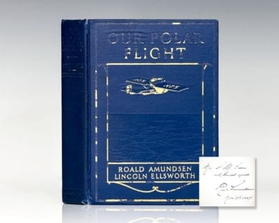 Our Polar Flight: The Amundsen-Ellsworth Polar Flight.