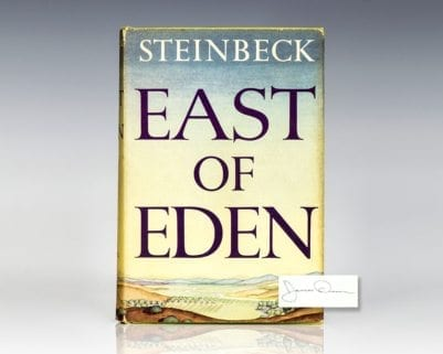 East of Eden.