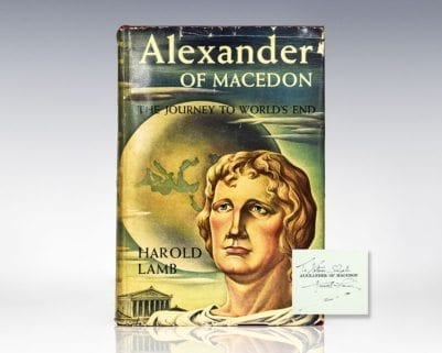 Alexander of Macedon: Journey to World's End.