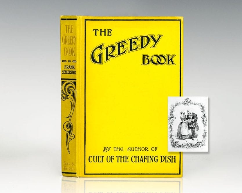 The Greedy Book: A Gastronomical Anthology.
