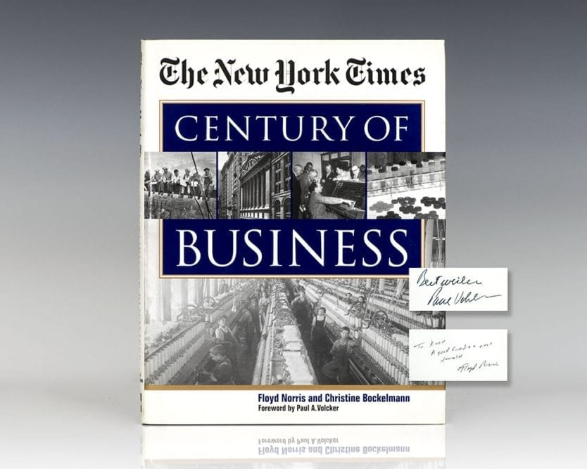 The New York Times Century of Business.