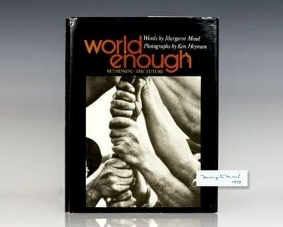 World Enough: Rethinking the Future.