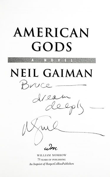 American Gods.