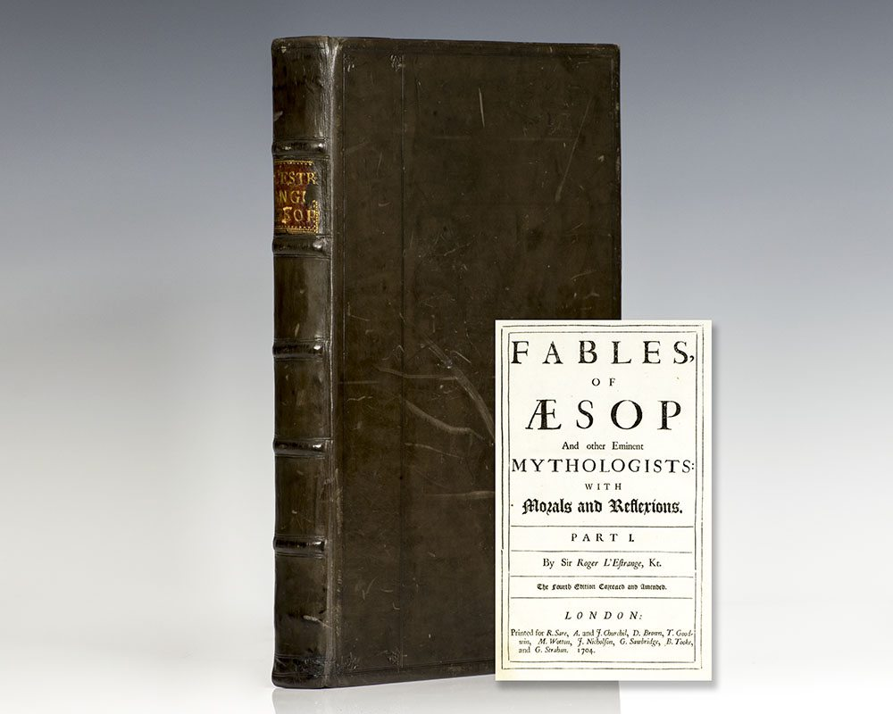 Fables of Aesop and Other Eminent Mythologists.