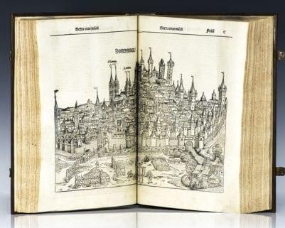 Liber Chronicarum (Nuremberg Chronicles).