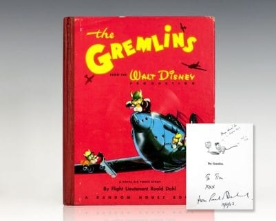 The Gremlins. From the Walt Disney Production. A Royal Air Force Story.