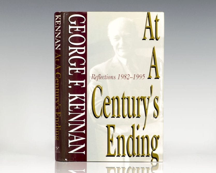 At a Century's Ending: Reflections, 1982-1995.