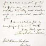 Collection of documents signed by President Grant and eight members of his presidential administration.