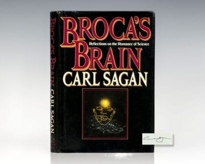 Broca's Brain: Reflections on the Romance of Science.