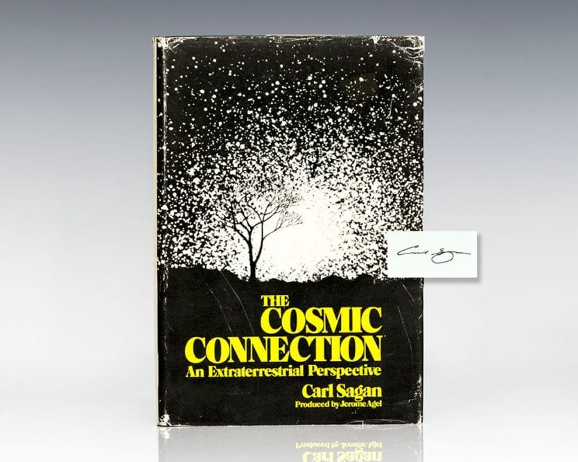 The Cosmic Connection: An Extraterrestrial Perspective.