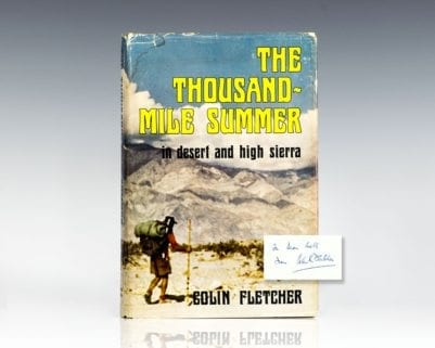 The Thousand-Mile Summer in Desert and High Sierra.