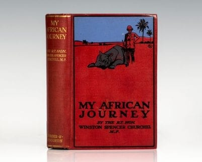 My African Journey.
