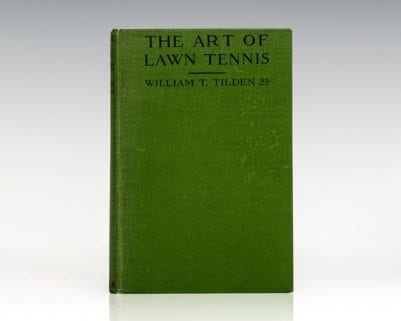 The Art of Lawn Tennis.