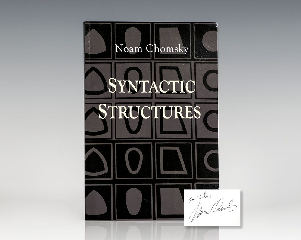 Syntactic Structures.