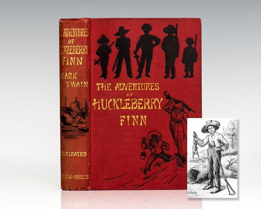 Adventures of Huckleberry Finn (Tom Sawyer's Comrade).