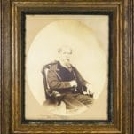 Charles Dickens Signed Portrait Photograph.