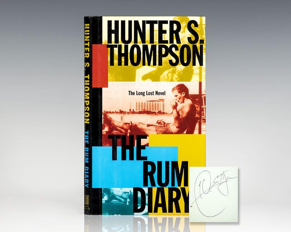 The Rum Diary.