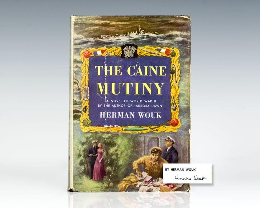 The Caine Mutiny.
