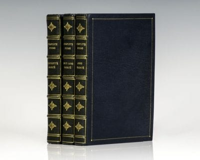 The Complete Poems of The Bronte Sisters.