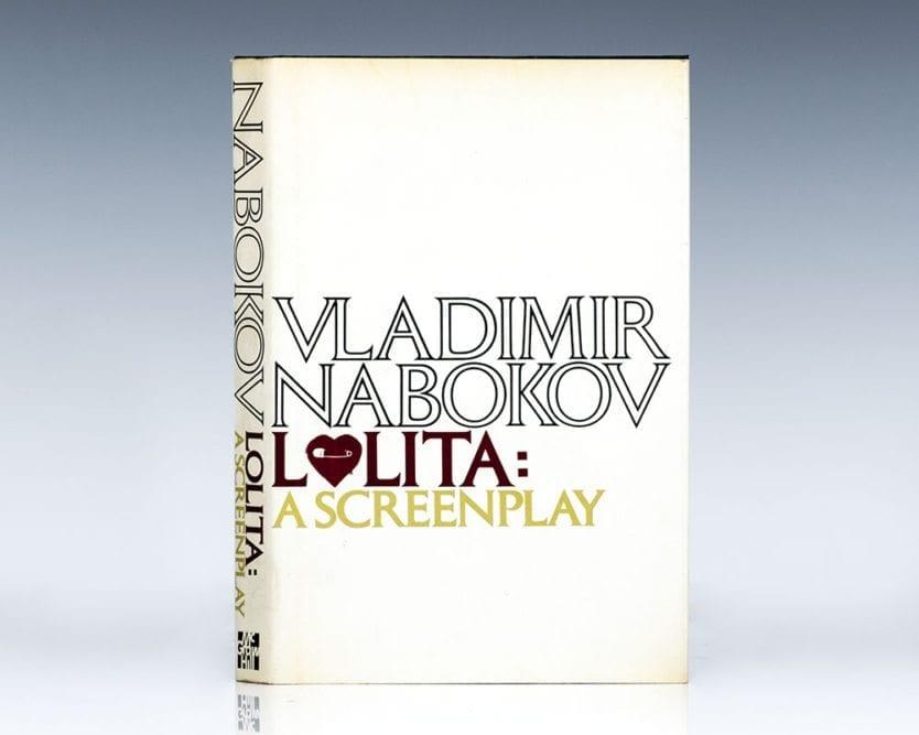 Lolita: A Screenplay.