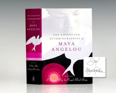 The Collected Autobiographies of Maya Angelou.