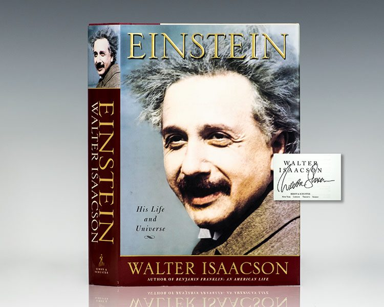 Einstein: His Life and Universe.