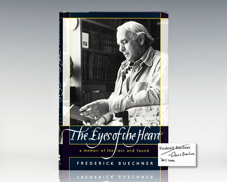 The Eyes of the Heart: A Memoir of the Lost and Found.