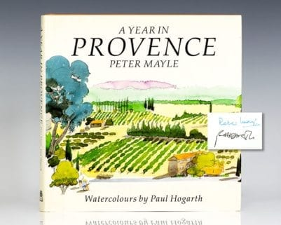 A Year in Provence.