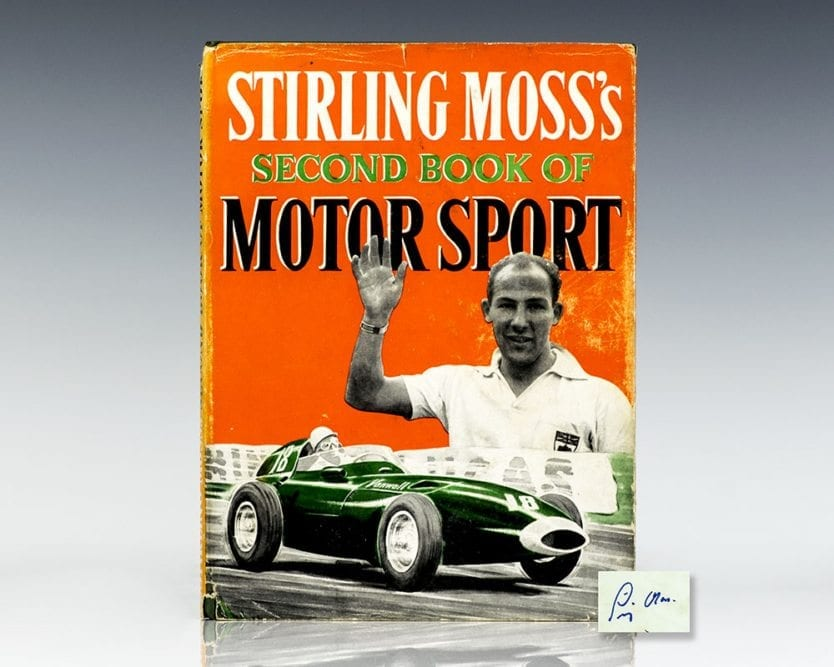 Stirling Moss's Second Book of Motor Sport.