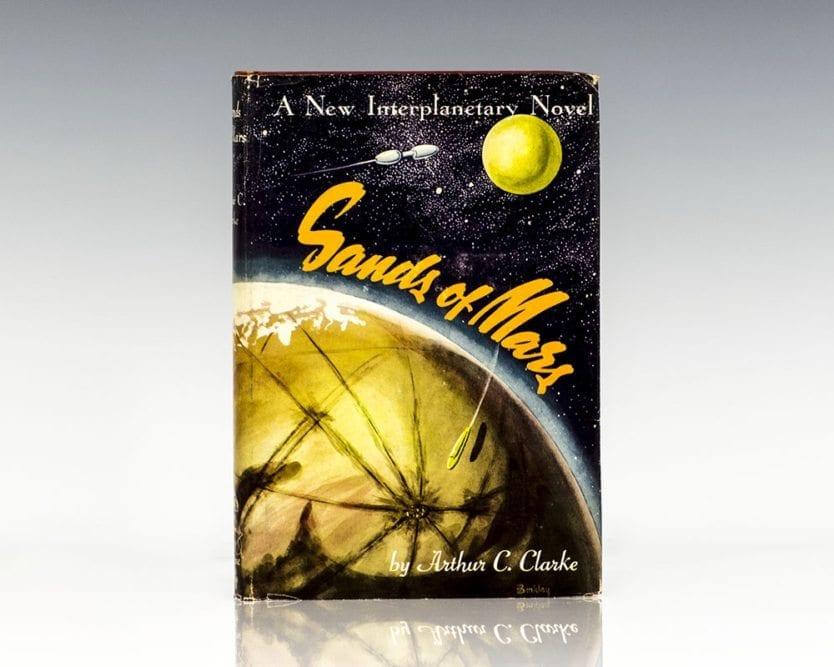Sands of Mars: A New Interplanetary Novel.