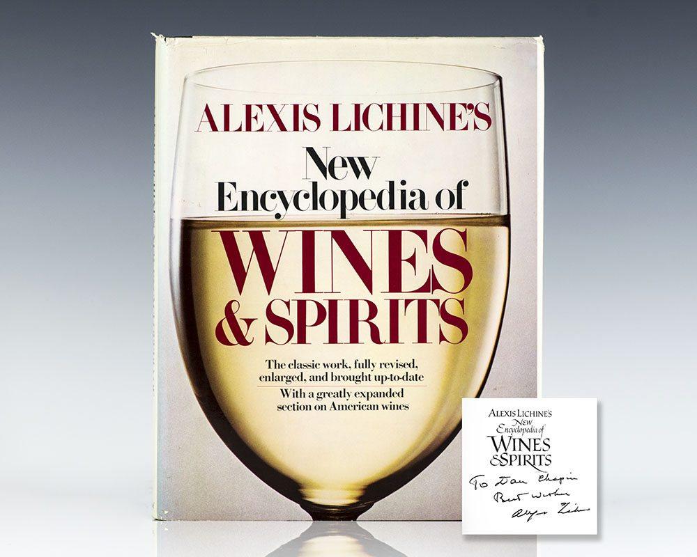 Alexis Lichine's New Encyclopedia of Wines & Spirits.