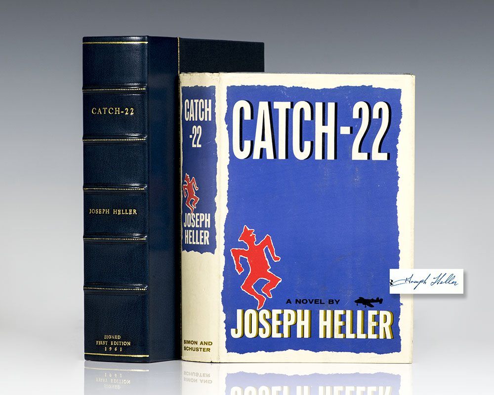an analysis of the topic of catch 22 and the success of joseph heller A few miles from my house there is a point where a freeway comes to an end the speed limit goes instantly from 70 mph to 45 mph if you are going faster than 45 mph when you pass the speed limit s.