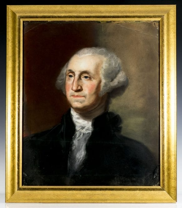 George Washington Portrait.