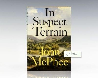 In Suspect Terrain.