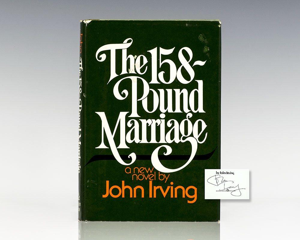 The 158-Pound Marriage.